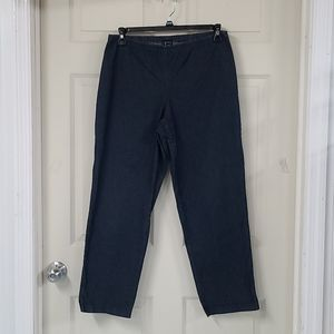 Eileen Fisher stretchy jeans